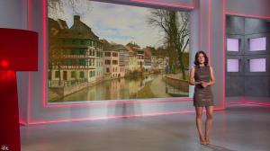 Estelle Denis dans Euro Millions - 01/04/14 - 09