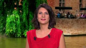 Estelle Denis dans Euro Millions - 04/04/14 - 01