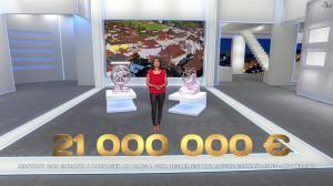 Estelle Denis dans Euro Millions - 04/04/14 - 04