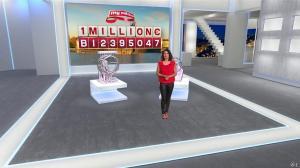 Estelle Denis dans Euro Millions - 04/04/14 - 08