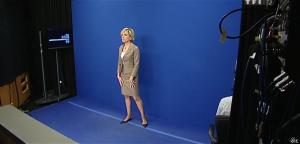 Evelyne Dhéliat dans 50 Minutes Inside - 08/05/10 - 03