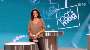 Faustine Bollaert dans 100 Mag - 05/03/14 - 07