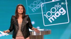 Faustine Bollaert dans 100 Mag - 13/03/14 - 04