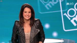 Faustine Bollaert dans 100 Mag - 13/03/14 - 05
