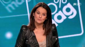 Faustine Bollaert dans 100 Mag - 13/03/14 - 12