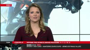 France Pierron dans Menu Sport - 03/03/14 - 21