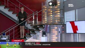 France Pierron dans Menu Sport - 05/03/14 - 03