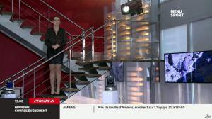 France Pierron dans Menu Sport - 05/03/14 - 05