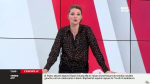 France Pierron dans Menu Sport - 05/03/14 - 08