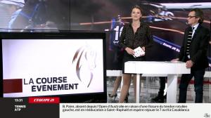 France Pierron dans Menu Sport - 05/03/14 - 09