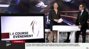 France Pierron dans Menu Sport - 05/03/14 - 10