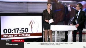 France Pierron dans Menu Sport - 05/03/14 - 12