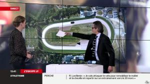 France Pierron dans Menu Sport - 05/03/14 - 16