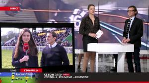 France Pierron dans Menu Sport - 05/03/14 - 17