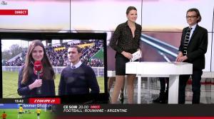 France Pierron dans Menu Sport - 05/03/14 - 18