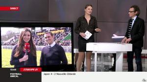 France Pierron dans Menu Sport - 05/03/14 - 19