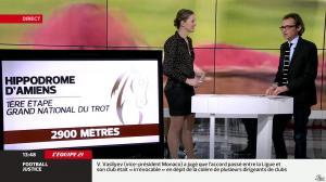 France Pierron dans Menu Sport - 05/03/14 - 20