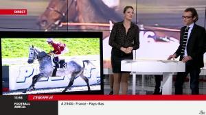 France Pierron dans Menu Sport - 05/03/14 - 22