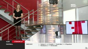 France Pierron dans Menu Sport - 06/03/14 - 03