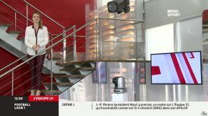 France Pierron dans Menu Sport - 07/03/14 - 02