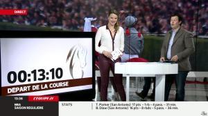France Pierron dans Menu Sport - 07/03/14 - 14