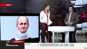 France Pierron dans Menu Sport - 07/03/14 - 15