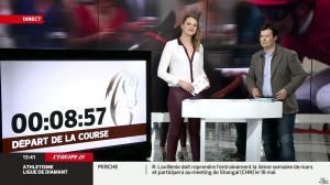 France Pierron dans Menu Sport - 07/03/14 - 19