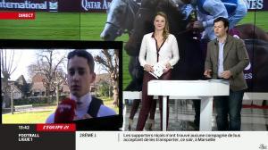 France Pierron dans Menu Sport - 07/03/14 - 20