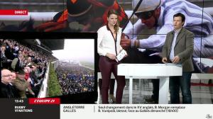 France Pierron dans Menu Sport - 07/03/14 - 21