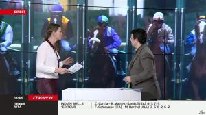 France Pierron dans Menu Sport - 07/03/14 - 22
