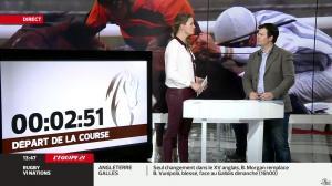 France Pierron dans Menu Sport - 07/03/14 - 23