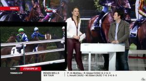 France Pierron dans Menu Sport - 07/03/14 - 24