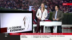 France Pierron dans Menu Sport - 07/03/14 - 25