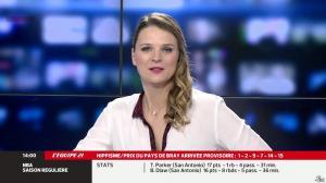 France Pierron dans Menu Sport - 07/03/14 - 26