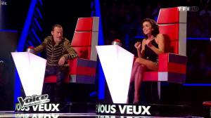 Jenifer Bartoli dans The Voice - 01/02/14 - 04
