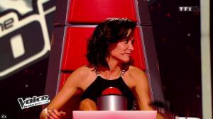Jenifer Bartoli dans The Voice - 01/02/14 - 05