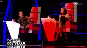 Jenifer Bartoli dans The Voice - 01/02/14 - 07