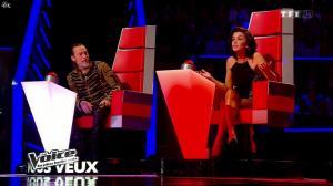 Jenifer Bartoli dans The Voice - 01/02/14 - 07