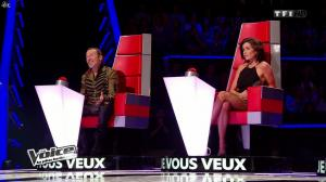 Jenifer Bartoli dans The Voice - 01/02/14 - 09