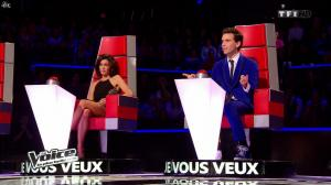 Jenifer Bartoli dans The Voice - 01/02/14 - 10