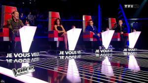 Jenifer Bartoli dans The Voice - 01/02/14 - 19