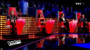 Jenifer Bartoli dans The Voice - 01/03/14 - 01
