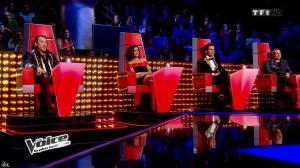 Jenifer Bartoli dans The Voice - 01/03/14 - 01