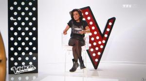 Jenifer Bartoli dans The Voice - 08/02/14 - 01