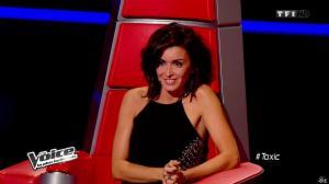 Jenifer Bartoli dans The Voice - 08/02/14 - 04