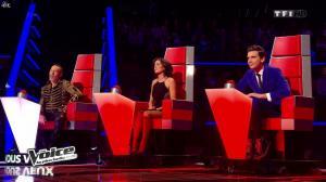 Jenifer Bartoli dans The Voice - 08/02/14 - 06