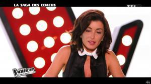 Jenifer Bartoli dans The Voice - 08/02/14 - 08