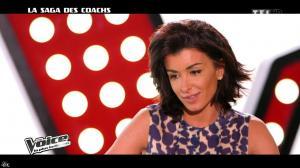 Jenifer Bartoli dans The Voice - 08/02/14 - 09