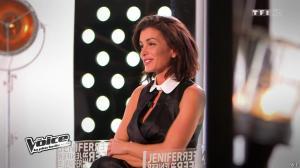 Jenifer Bartoli dans The Voice - 11/01/14 - 02