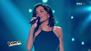 Jenifer Bartoli dans The Voice - 11/01/14 - 04